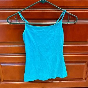 🏀3 for $10! Comfortable teal green tank top